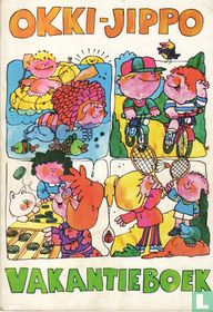 Vakantieboek Okki Jippo 1976