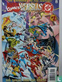 DC versus Marvel 2