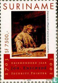 300 Jaar Johan Enschedé