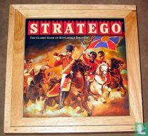 "Stratego ""Nostalgia Games Series"" in houten cassette"