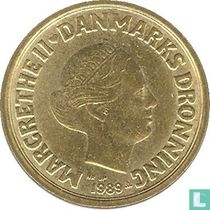 Denemarken 10 kroner 1989
