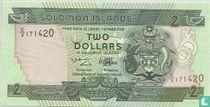 Salomonseilanden 2 Dollars