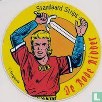 SSCR03 - Standaard Strips De Rode Ridder