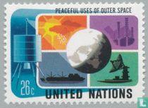 Peaceful use space