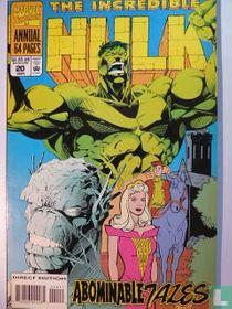 The Incredible Hulk Annual 20