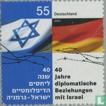 Diplomatieke betrekkingen met Israel