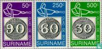 Postzegeltentoonstelling Brasiliana