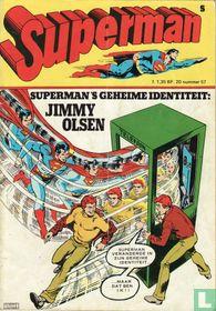 Superman's geheime identiteit: Jimmy Olsen
