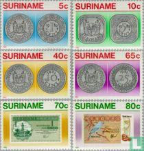 Bankbiljetten en munten