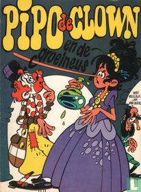 Pipo de clown en de groeineus