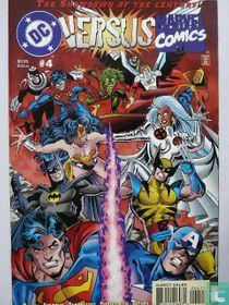 DC versus Marvel 4