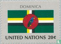 Flag Dominica
