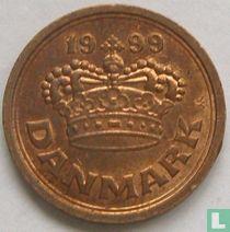 Denemarken 25 øre 1999