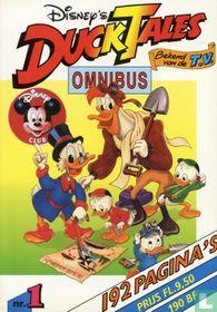 DuckTales Omnibus 1