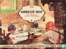 Arretje Nof en het raadsel van de stokertjes