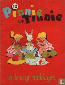 Pinnie en Tinnie en de vrije middagen