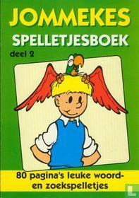 Jommekes spelletjesboek 2