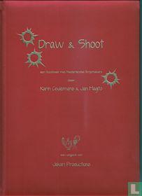 Draw & Shoot - Een fotoboek met Nederlandse stripmakers