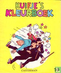 Kuifje's kleurboek 10
