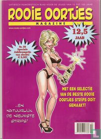 Rooie oortjes magazine 50