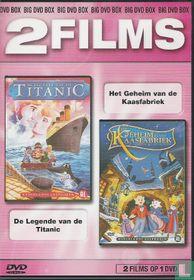 De legende van de Titanic + Het geheim van de kaasfabriek