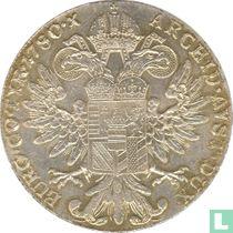 Oostenrijk 1 thaler 1780 (SF - naslag)