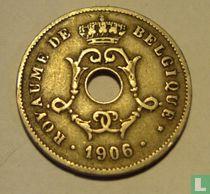 België 10 centimes 1906 (FRA)