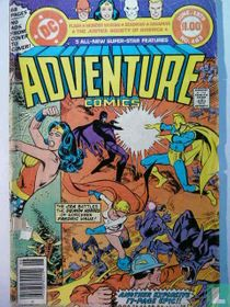 Adventure Comics 463