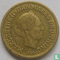Denemarken 10 kroner 1990