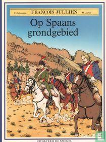 Op Spaans grondgebied