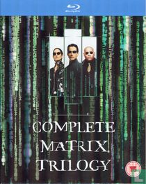 The Complete Matrix Trilogy [volle box]