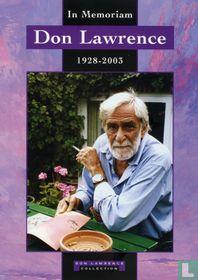 In Memoriam Don Lawrence - 1928-2003