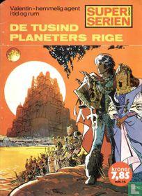 De tusind planeters rige