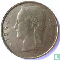België 1 franc 1964 (FRA)