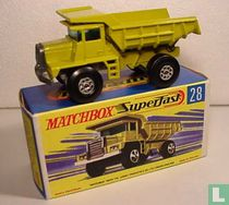 Mack Dump Truck (open)