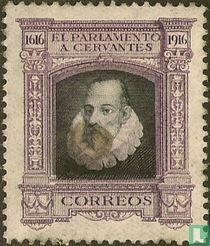 Tercentenary Gedenken Cervantes