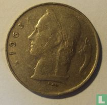 België 1 franc 1963 (NLD)