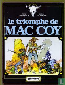 Le triomphe de Mac Coy