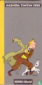 Agenda Tintin 1995