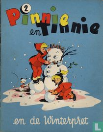 Pinnie en Tinnie en de winterpret