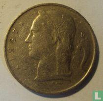 België 1 franc 1967 (FRA)