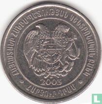 Armenien 100 Dram 2003