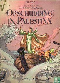 Opschudding in Palestina
