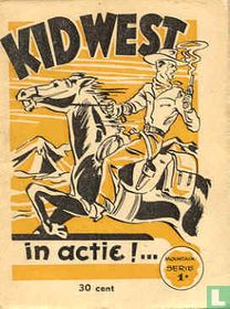 Kid West in actie!...