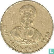 Swaziland 1 lilangeni 1998