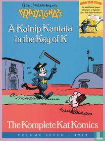 The Komplete Kat Komics - Volume seven - 1922