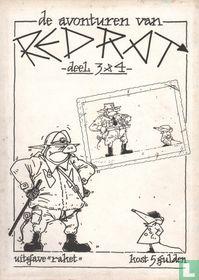 De avonturen van Red Rat 3 & 4