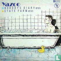 Nobody's diary / State Farm