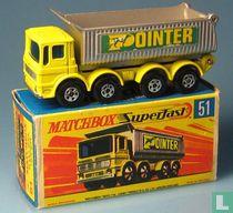 8-Wheel Tipper