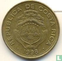 Costa Rica 100 colones 1998